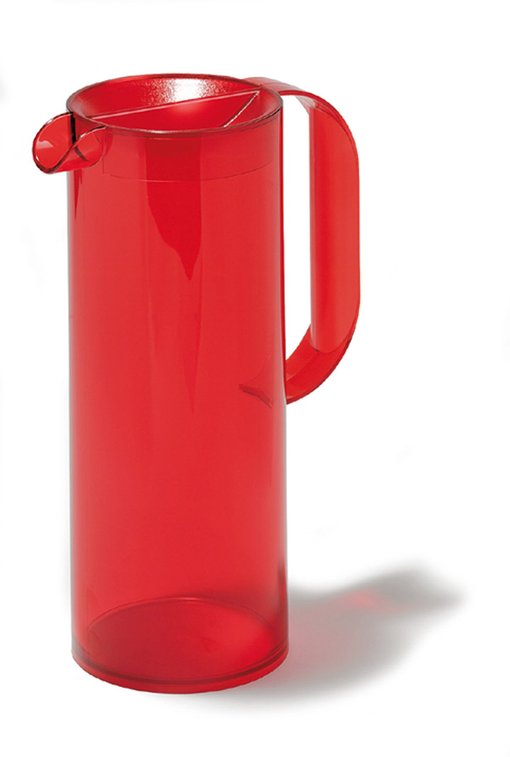 Pichet publicitaire deco de table objets publicitaires for Objet deco design rouge